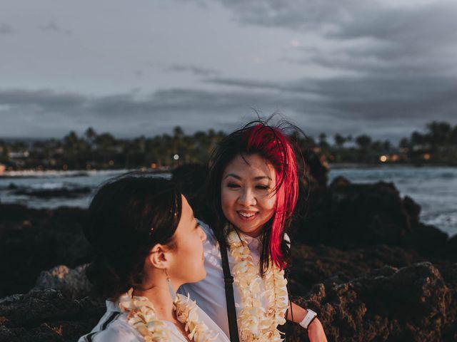 Jen and Carmen's Wedding in Kamuela, Hawaii 60