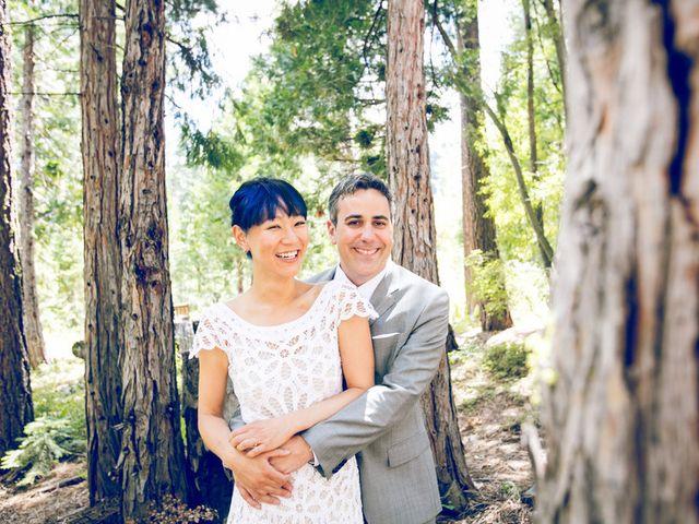 Fay and Scott's Wedding in Tahoe City, California 10