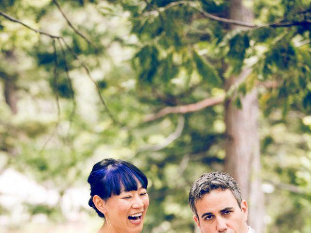 Fay and Scott's Wedding in Tahoe City, California 11