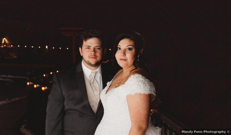 Geoff and Aundrea's Wedding in Colorado Springs, Colorado