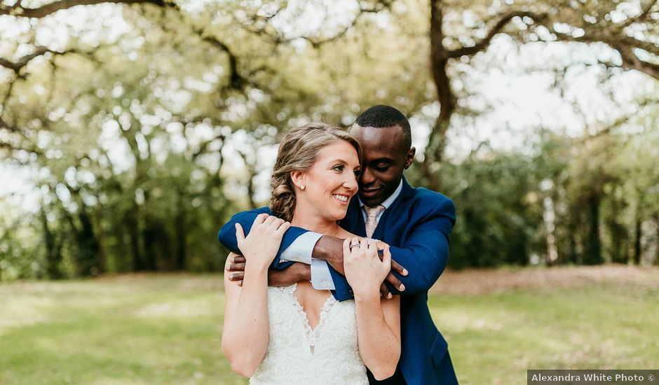Christina and Femi's Wedding in Austin, Texas