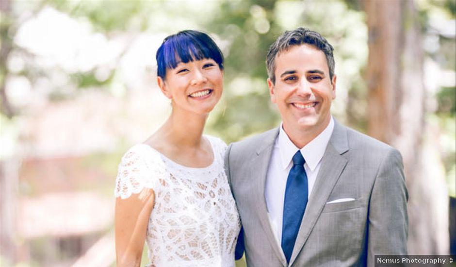 Fay and Scott's Wedding in Tahoe City, California