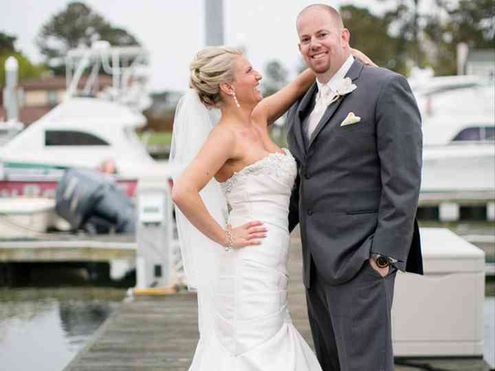 The wedding of Jason and Candace