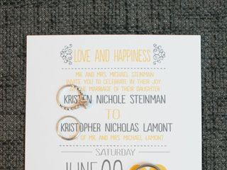 The wedding of Kris and Kristen 2