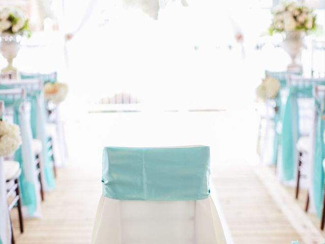 Candace and Jason's Wedding in Virginia Beach, Virginia 13