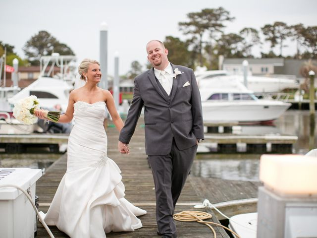 Candace and Jason's Wedding in Virginia Beach, Virginia 18