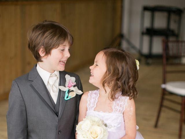 Candace and Jason's Wedding in Virginia Beach, Virginia 10