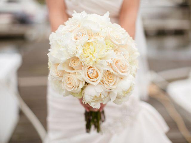 Candace and Jason's Wedding in Virginia Beach, Virginia 5