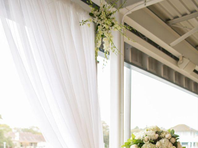Candace and Jason's Wedding in Virginia Beach, Virginia 14