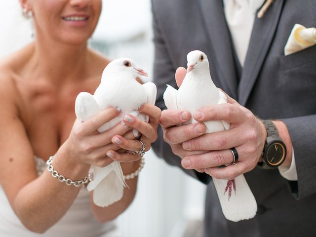 Candace and Jason's Wedding in Virginia Beach, Virginia 17