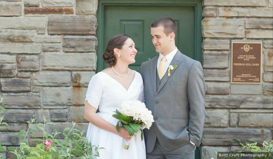 Kristen and Kris's Wedding in Baltimore, Maryland