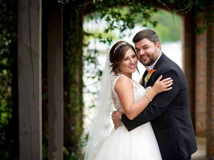 The wedding of Alicia and Alex