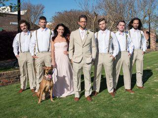 The wedding of Kat and Christian 2