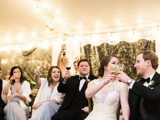 The wedding of Pammy Wordsworth and Grey Wordsworth 1