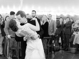 The wedding of Pammy Wordsworth and Grey Wordsworth