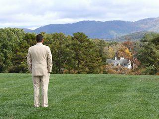 Matt and Amanda's Wedding in Asheville, North Carolina 3