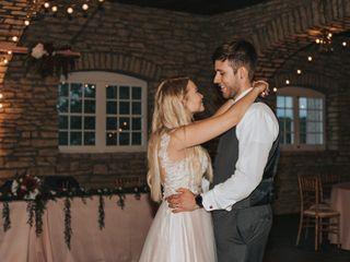 The wedding of Myrriah and Jared 2