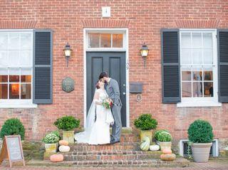 The wedding of Sarah and Jeremiah
