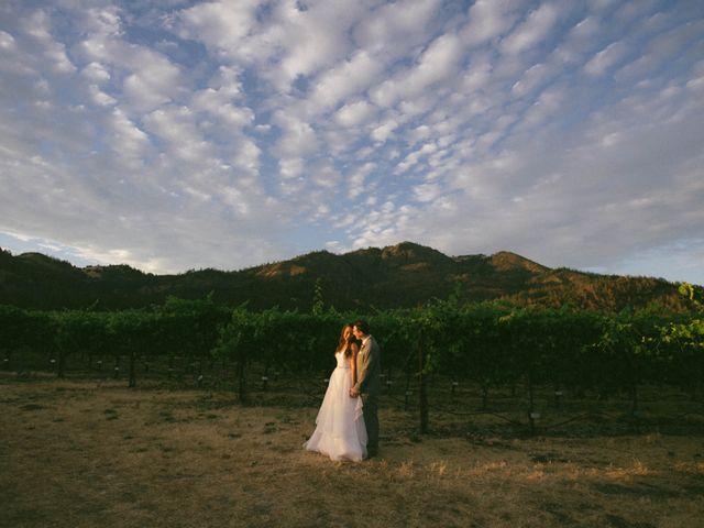 Geoff and Christina's Wedding in Santa Rosa, California 1
