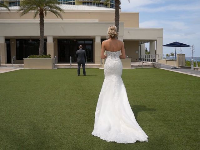 Marcelo and Alison's Wedding in Fort Lauderdale, Florida 4
