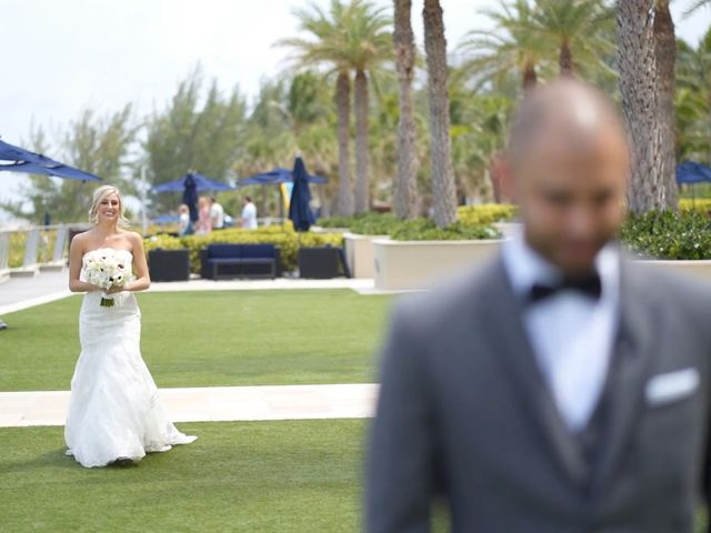 Marcelo and Alison's Wedding in Fort Lauderdale, Florida 5