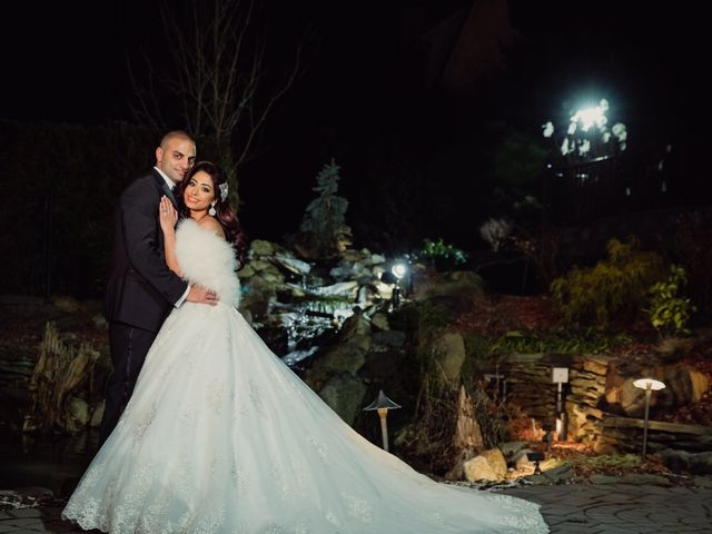 Mina and Merette's Wedding in Clifton, New Jersey 1
