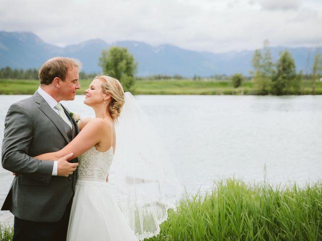 The wedding of Jaimee and Gavin