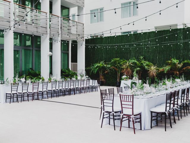 Kyle and Grace's Wedding in Miami, Florida 22