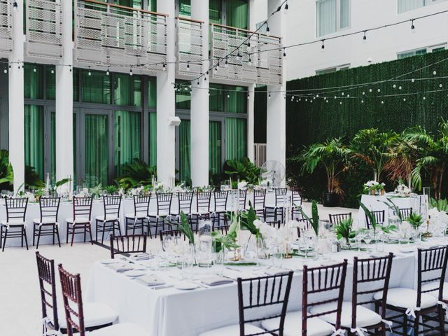 Kyle and Grace's Wedding in Miami, Florida 23