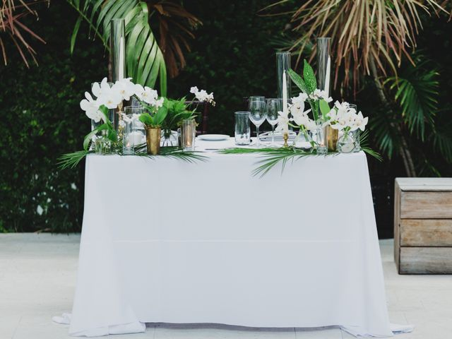 Kyle and Grace's Wedding in Miami, Florida 31
