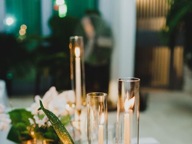 Kyle and Grace's Wedding in Miami, Florida 36