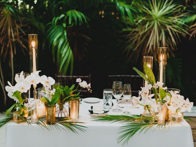 Kyle and Grace's Wedding in Miami, Florida 37