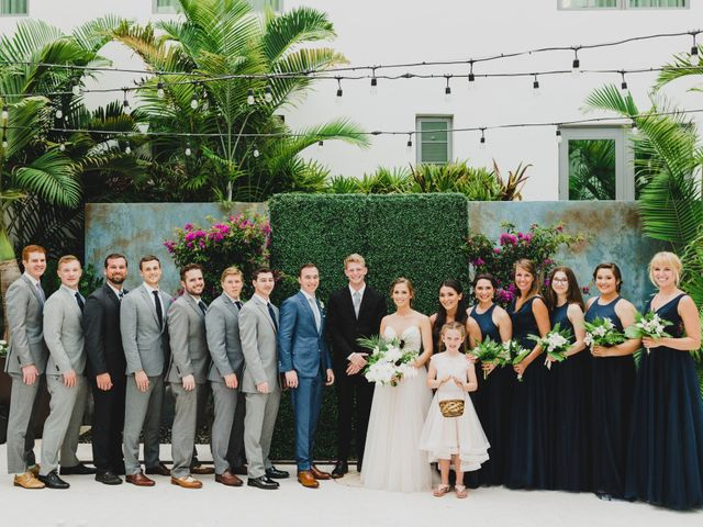 Kyle and Grace's Wedding in Miami, Florida 41