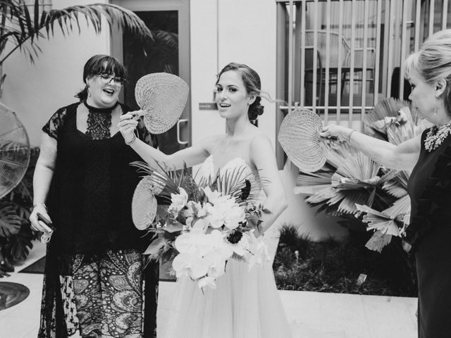 Kyle and Grace's Wedding in Miami, Florida 44