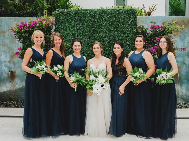 Kyle and Grace's Wedding in Miami, Florida 45