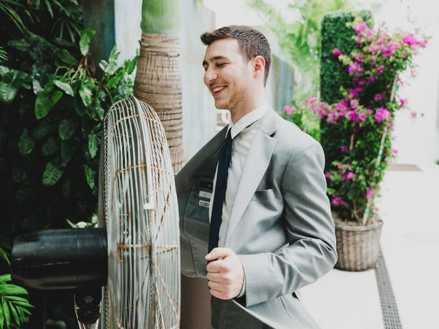 Kyle and Grace's Wedding in Miami, Florida 48