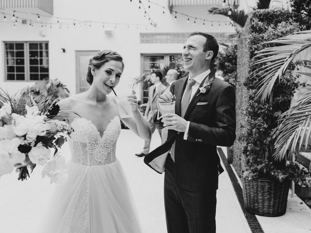 Kyle and Grace's Wedding in Miami, Florida 50