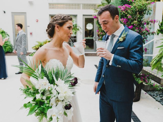 Kyle and Grace's Wedding in Miami, Florida 51