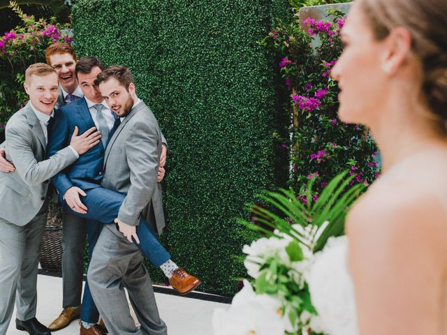 Kyle and Grace's Wedding in Miami, Florida 52