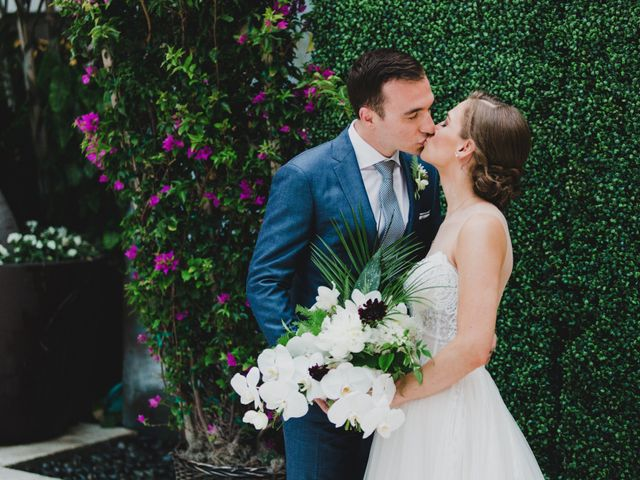 Kyle and Grace's Wedding in Miami, Florida 54