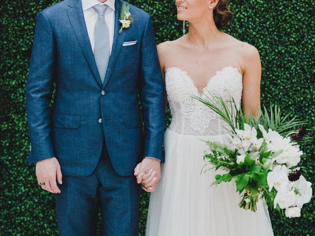 Kyle and Grace's Wedding in Miami, Florida 55