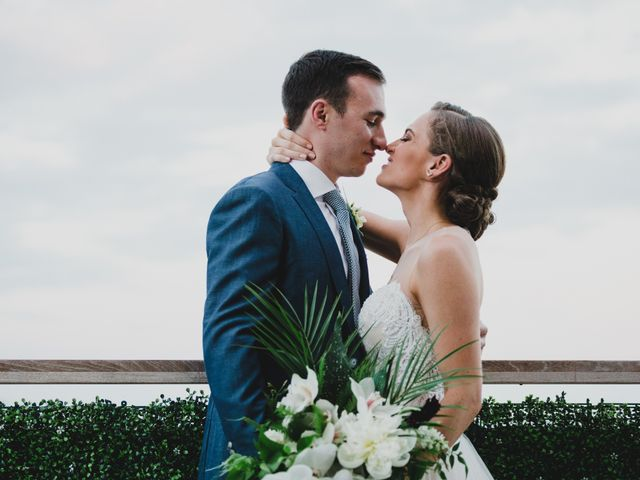 Kyle and Grace's Wedding in Miami, Florida 57