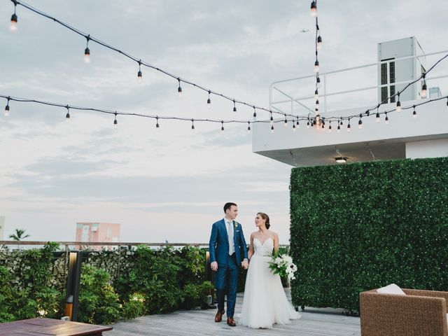 Kyle and Grace's Wedding in Miami, Florida 58