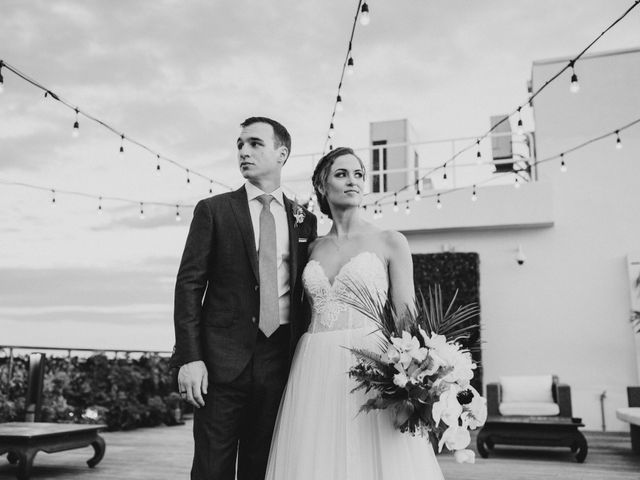 Kyle and Grace's Wedding in Miami, Florida 60