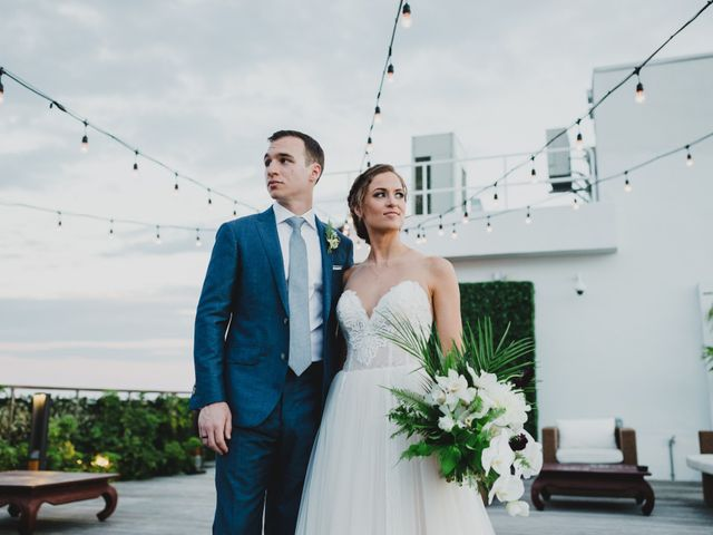 Kyle and Grace's Wedding in Miami, Florida 61