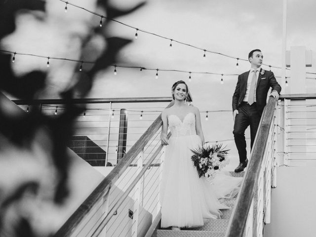 Kyle and Grace's Wedding in Miami, Florida 62