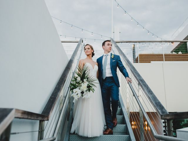 Kyle and Grace's Wedding in Miami, Florida 63