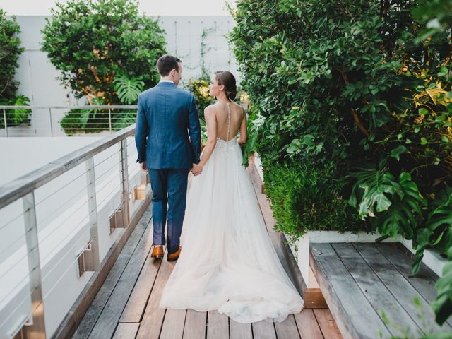 Kyle and Grace's Wedding in Miami, Florida 64