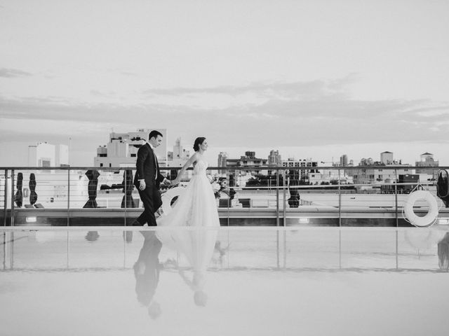 Kyle and Grace's Wedding in Miami, Florida 70