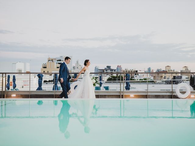 Kyle and Grace's Wedding in Miami, Florida 71
